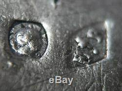 A Hook Scissors Silver Chatelaine Minerva Orfevre Etienne Renoux 19th Z265