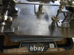 Ancienne Rare Antique Steam Air Machine Including Bronze Wood 30 KG