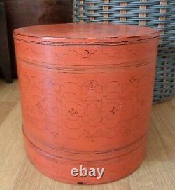 Ancient Burma Burmese Lacquer Betel Box Lacquer Box Betel Burmese Burma