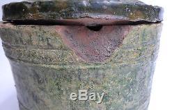 Ancient Ceramic Ceramic Tripod Dynasty Han China 206 Av J-c 220 Ap J-c