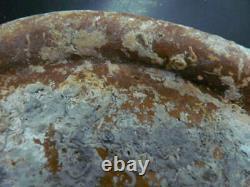 Ancient Ceramic Mortar 1st Century, Roman, Museum Piece