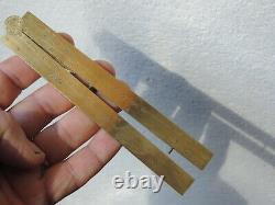 Ancient King's Foot Tool De Roy Compas Proportion Antique Tool Compass