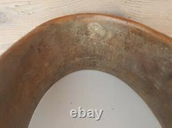 Ancient Necklace For Large Carved Wooden Bell 19th S Popular Art