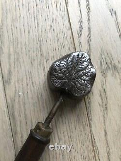Ancient Waffle Irons For Making Fabric Flowers Tools