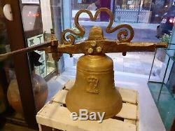 Bell Bronze Monastery