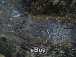 Belle Bowl Old Wooden Art Savoy Auget Old People Nineteenth S