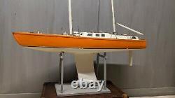 Big Boat Basin 70 Marine Boat Model
