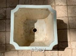 Cache Bonsai Pot Chinese Blue And White