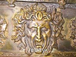 Cartomancian Sorcery Set Xixth Napoleon III Decorations Of The Medusa