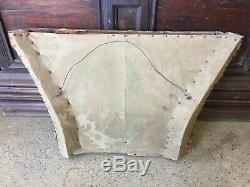 Carved Bas Relief Woodwork, Hospital Chapel, Golden Wood XVIII