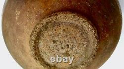 Clay Glazed South West End XVII Th Excavation Piece Rare Model