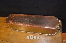 Copper Fishmonger 19 Th / Beautiful Quality