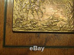 Copper Plate F. Gilbault Napoleon Bonaparte Brienne Austerlitz Ste Helene
