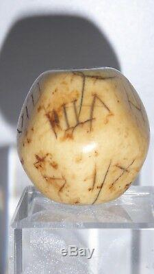Dodecahedron Old 12 Faces Engraved Germany Or France XVI XVII
