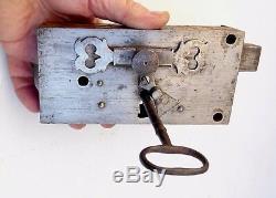 Eighteenth Zipper Lock Latch Cut, And His Key, Beautiful Object