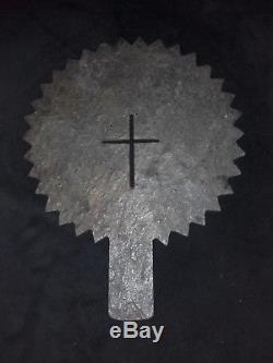 Epilate Ridge Slate Schist, Folk Art, Protection Against Lightning, Belief