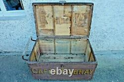 Ets Cafes Debray Old Wagon Peddler 1900