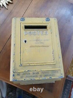 Former Boite To Letters Poste Reformed Dejoie - Nantes Co. 1954