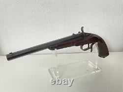 Former Flobert-type Percussion Pistol By Lefaucheux Paris 1860
