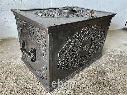 Former Fort Old Safe Box Cassaforte Nuremberg Tresor 24 Penes