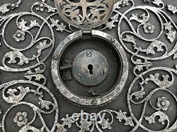 Former Fort Old Safe Cassaforte Nuremberg Tresor 24 Penes