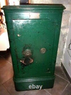 Fort Box Old Uncombustible Steel, Verstaen No Bauche Fichet