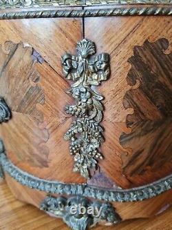 Gardener Napoleon III Bronze Wood Placing And Wood Marking Ornaments