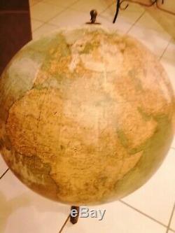Globe 1876 Globe 1876 French Larochette Bonnefont