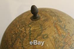 Globe J. Lebègue Late 19th
