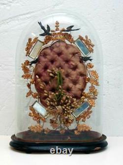 Globe Of Maries Socle Bois, Large Model