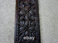 Gothic Panel. High Era, Carved Wood, Woodwork, Wood Panel, Collections