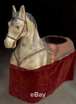 Horse Petticoat Late Nineteenth