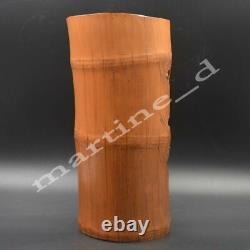 Important Bitong Carved China Late Nineteenth