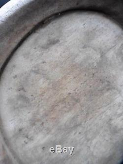 Important Flat Wood Popular Art Savoy Dish Drain Cheeses
