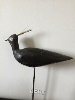 Lot Dappelant Old, Folk Art Duck Hunting