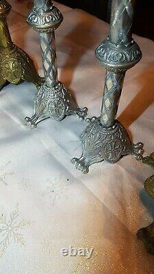 Lot Of 4 Church Pick-ups 19th- Early 20th Century