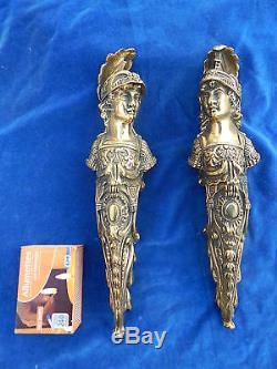 Louis XV / Napoleon III Ornament / Ornamental Bronze E. Fournier Top ++