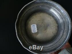 Lovely Little Dourne Tin Pot In A Milk Old Folk Small Model