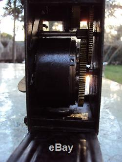 Mirror With Mechanical Larks