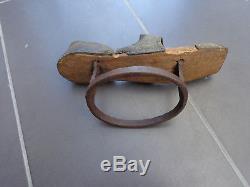 Mud Skates, Old Tools, Folk Art