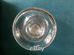 Old Ball Loupe Of Lacemaker Blown Glass Popular Art Xixth