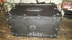 Old Bauche Safe Inf Combustible