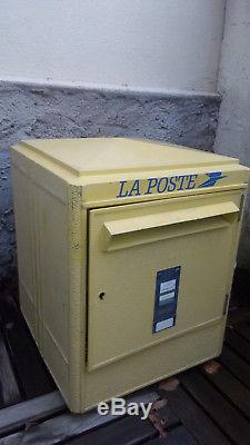 Old Box Letter Post Reformed Dejoie & Cie Nantes 2000