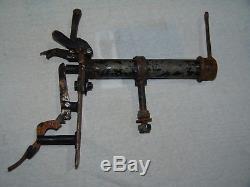 Old Cannon Alarm Piege Smasher Alarm Poacher Cal 12