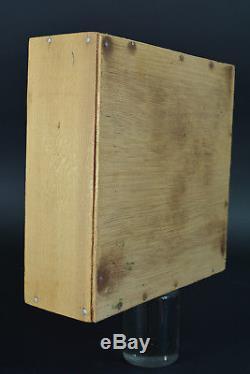 Old Diorama Box Guillotine Louis XVI Revolution Popular Art Cab Curiosity