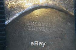 Old Feeding-bottle Ancient Balance Tibetan Lecouvey Towel Bottle Around 1830