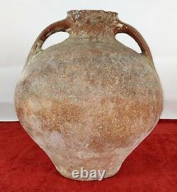 Old Grand Cruche De Calanda. Ceramics. Spain. Date In Expectation