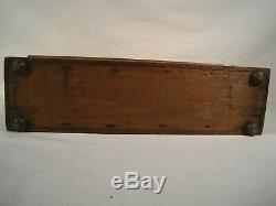 Old Planter Tray Carved Balusters Outside Garden Flowers 1900