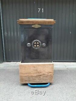Old Safe Haffner 1870