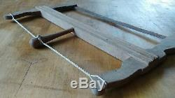 Old Small Hand Saw (about 23cm), Object Of Popular Art